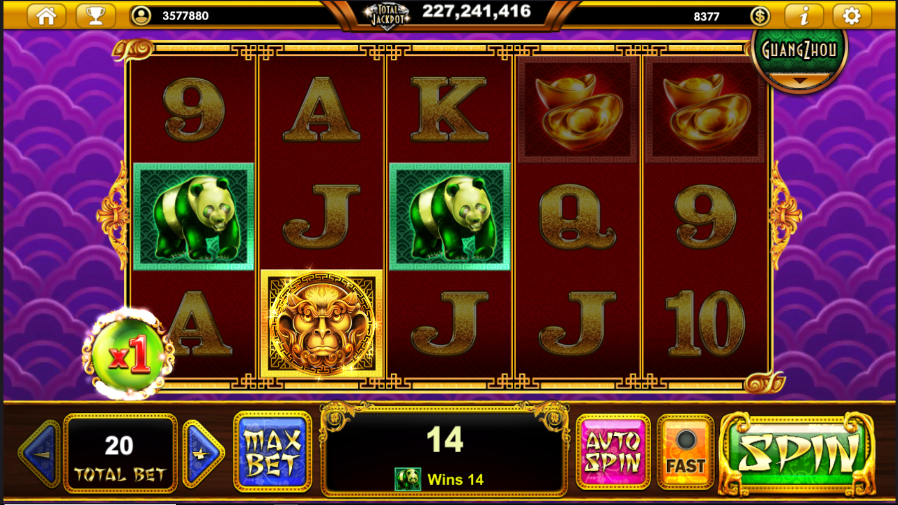 Live22- Live casino games and slot games